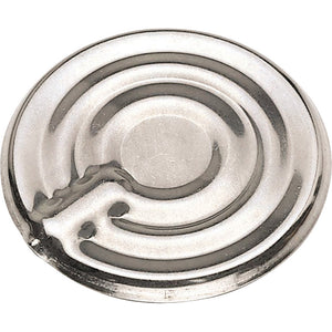 Kitchencraft kcnonboil Stainless steel non boil-over disc