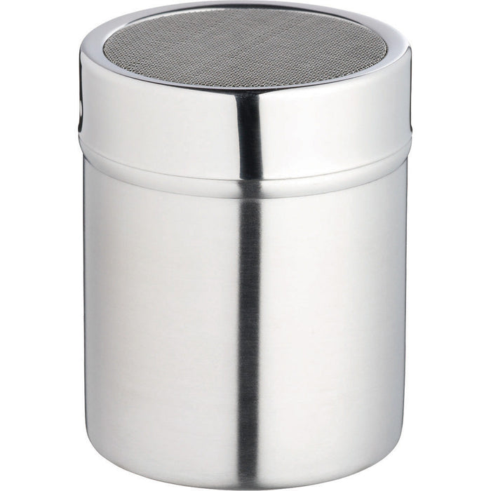Kitchencraft KCFINE Stainless Steel Fine Mesh Shaker and Lid