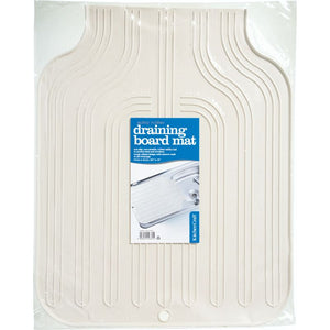 Kitchencraft KCDMAT Rubber Draining Board Mat