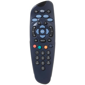 Sky SKY100 Digibox Remote Control - Navy & Black