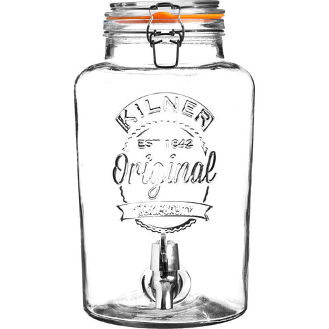 Kilner 0025.405 Clear Drinks Dispenser 5LTR