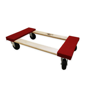 Move It 11021 Carpeted Furniture Dolly 300kg