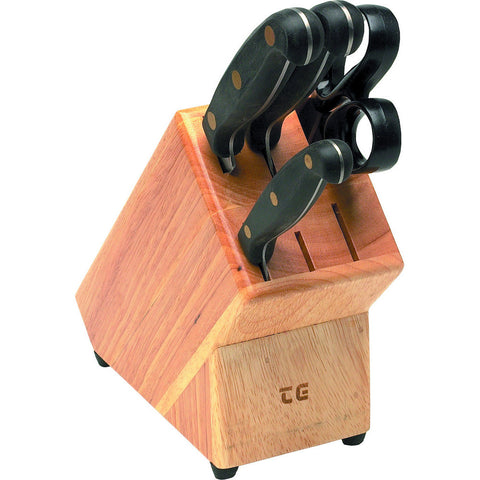 T&G 10.072 Hevea knife block