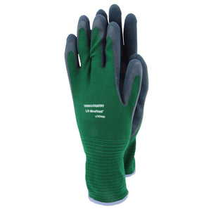 Town & Country Mastergrip Gloves Green - Various Sizes