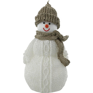 Widdop Snowman Candles - Various Colours/Sizes