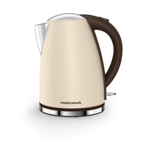 Morphy Richards 103003 Accents Jug Kettle 1.7Ltr - Sand