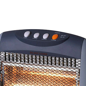Warmlite WL42005 Halogen Heater - 1200w 3 Bar