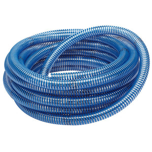 "Draper 20469 Blue PVC Suction Hose 1"" - Per Metre"