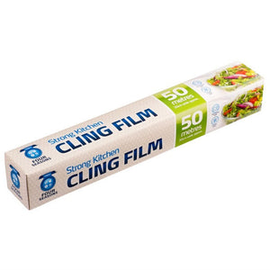 Four Seasons 2076 Cling Film 50Mtrs x 30cm
