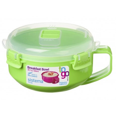 Dexam Sistema 850ml Breakfast Bowl To Go - 18021112