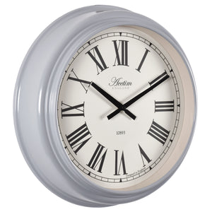 Acctim 22260 Highan Wall Clock 45.4cm - Grey