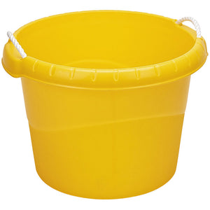 Draper 22310 Builders Bucket Yellow 45 Litre