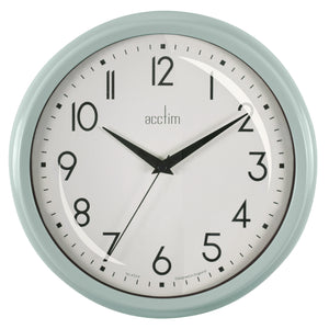 Acctim 22476 Elodie Wall Clock 25.9cm - Grey