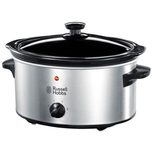 Russell Hobbs 23200 Slow Cooker 3.5Ltr Stainless Steel