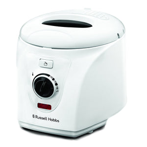 Russell Hobbs  24560 Compact Fryer 1.5Ltr - White