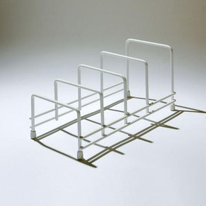 White Plate Storage Rack ( 2625 )