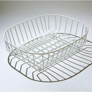 White Sink Basket ( 2947 ) 37 x 30 x 12 cm
