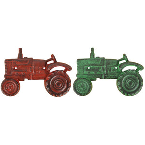 Esschert Design TT206 Cast Iron Tractor Bottle Opener - Various Colours