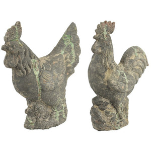 Esschert Design AC164 Aged Terracotta Chicken