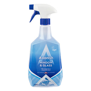 Astonish C1690 Window & Glass Cleaner 750ml