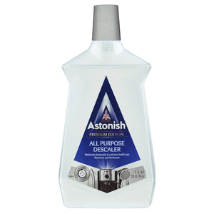 Astonish C6140 Premium Edition All Purpose Descaler 1Ltr Bottle
