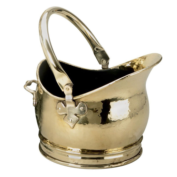 Manor Reproductions 1301 Cambridge Helmet Bucket - Brass