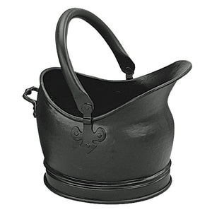 Manor Reproductions 0322 Salisbury Helmet Bucket - Black