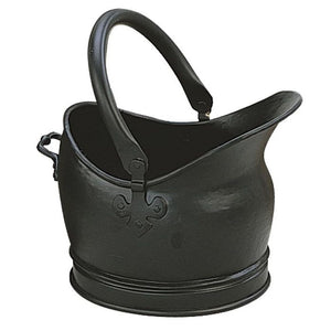 Manor Reproductions 1381 Cambridge Helmet Bucket - Black