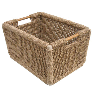 Manor Reproductions 1336 Rushden Seagrass Log Basket