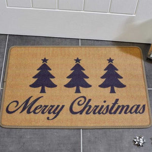 Three Kings 5520001 Washable Christmas Doormat 40x60cm - Tree's A Crowd