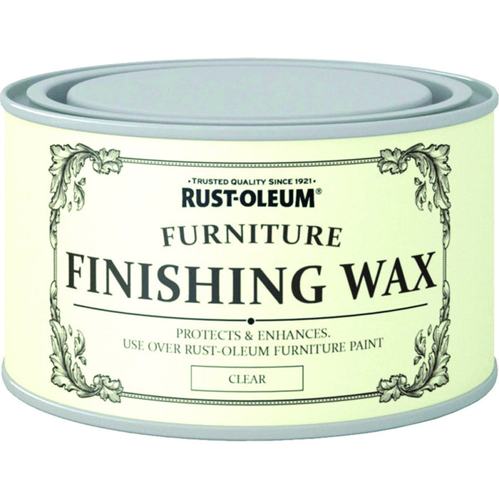 Rust-oleum Furniture Finishing Wax Clear 400ml