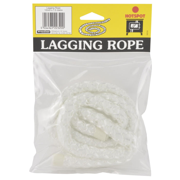 Hotspot 0043 Lagging Rope 12mm x 1.5Mtrs