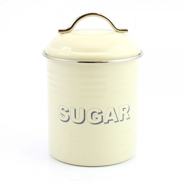 Lesser & Pavey LP22221 Home Sweet Home Cream Sugar Canister / Jar