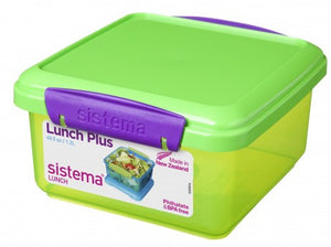Sistema 31651 Lunch Plus 1.2L - Asst Colours