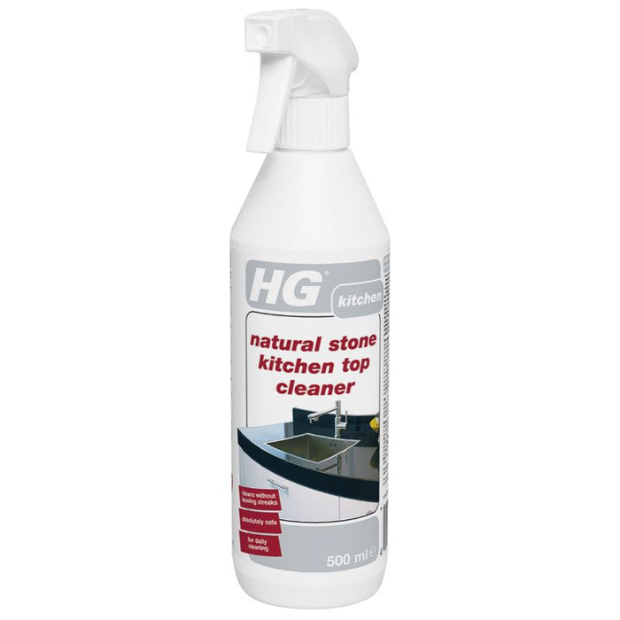 HG 340050106 Natural Stone Kitchen Top Cleaner 500ml