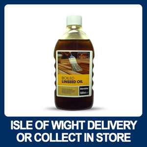 Barrettine OIBL.50 Boiled Linseed Oil 500ml