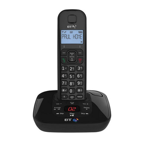 BT 3930 Single Digital Cordless Phone with Answer Machine