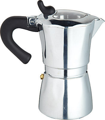 Kitchencraft ICESPCL6 Italian Collection 6 Cup Espresso Maker