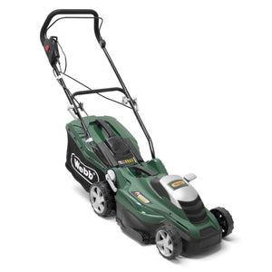 Webb WEER36 Classic Electric Rotary Lawnmower 1600w 36cm