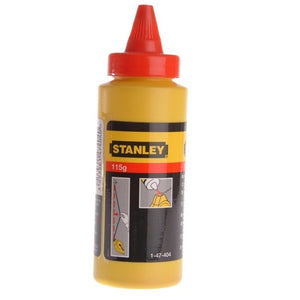Stanley 1-47-404 Chalk Powder Refill 115g - Red