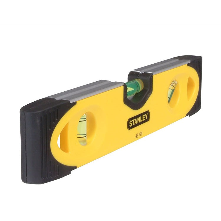 Stanley 043511 Magnetic Shock-Proof Torpedo Level 230mm