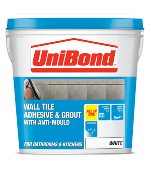 Unibond Wall Tile Adhesive Amp Grout Various Sizes W