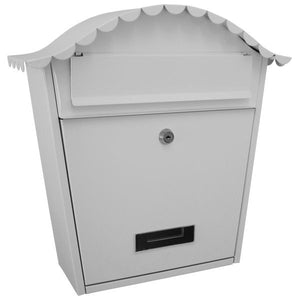 Manor Reproductions 4007 Bloomsbury Postbox - White