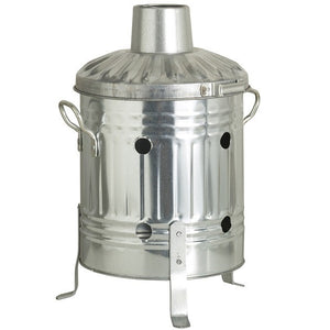 Mini Galvanised Incinerator