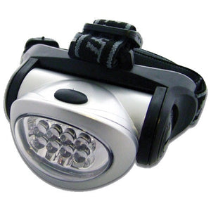 Am-tech S1518 - 3 FUNCTION 8 LED HEADLIGHT