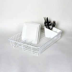 White Dish Drainer large ( 2100 )