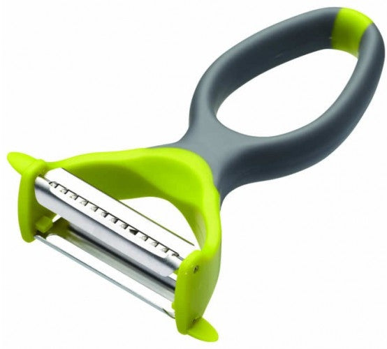 Kitchencraft Colourworks CWYPEELDISP24 2 in 1 'Y' Shaped Peeler