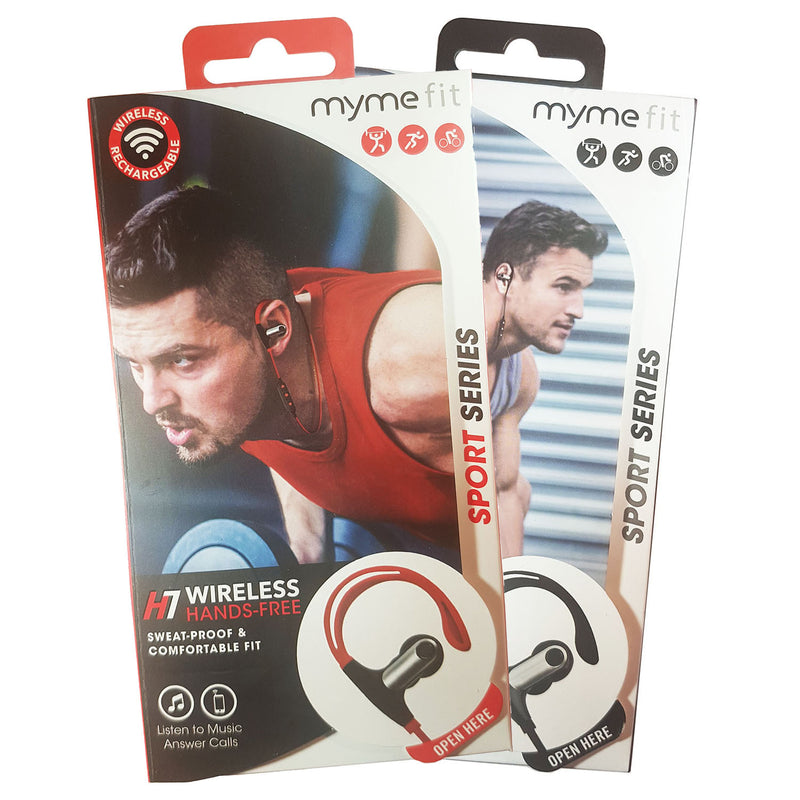 Fifo 46610 MyMe Fit H7 Wireless Headphones - Various Colours