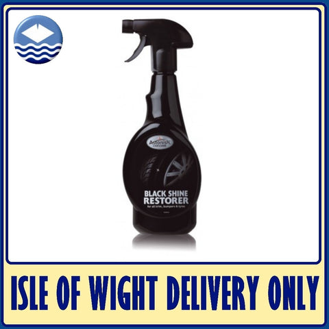 Astonish C1541 Black Shine Restorer 750ML