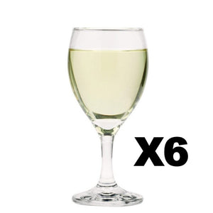 Ravenhead Essentials Wine Glass - pack of 6 Glasses